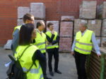 Company visit to Wienerberger