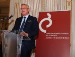 Chinese New Year's Reception at Egmont Palace