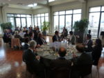 Special luncheon with Geert Bourgeois, Minister-President of Flanders