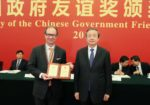 Chairman Dewit has received the Chinese Government Friendship Award