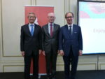 Luncheon with H.E. Zhang Ming & Herman Van Rompuy