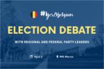 #Yes2Belgium Election Debate